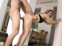 Chris Diamond is desperate for oral sex and