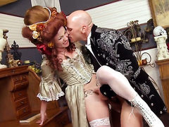 Veruca James just loves to fuck and cant say