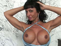 Daniela G has some huge tits