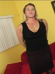 Cougar Ivy Love Needs Younger Dick
